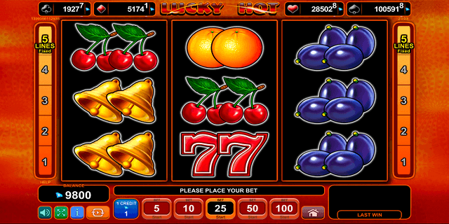 fruit machine games